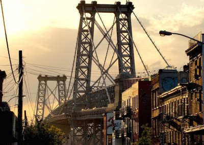 8. Manhattan Bridge braun 160 _105